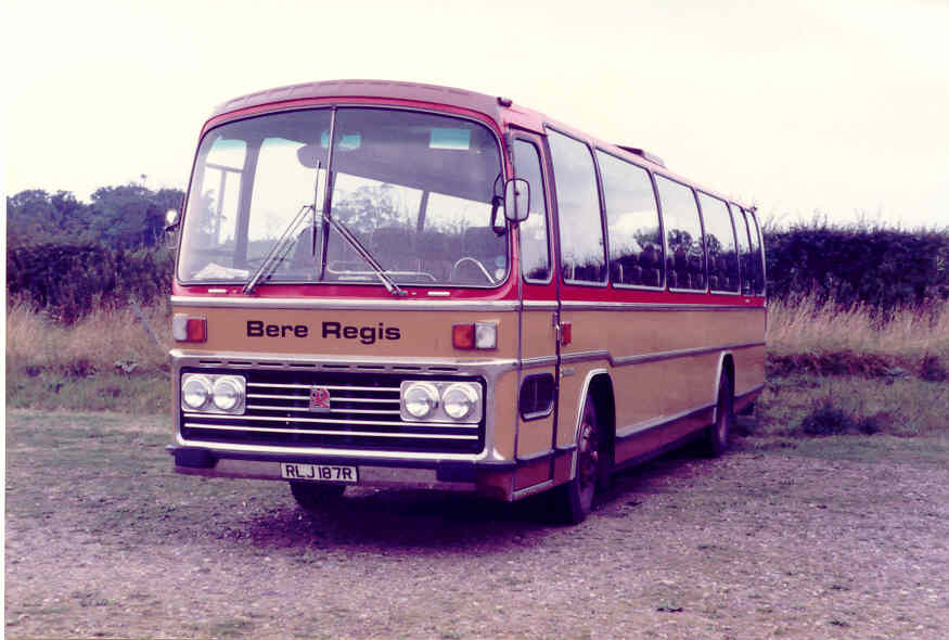 RLJ 187R Bedford YMT