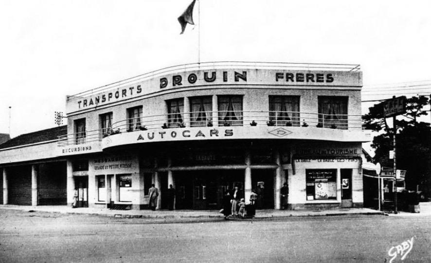 La Baule bus station gare routiere