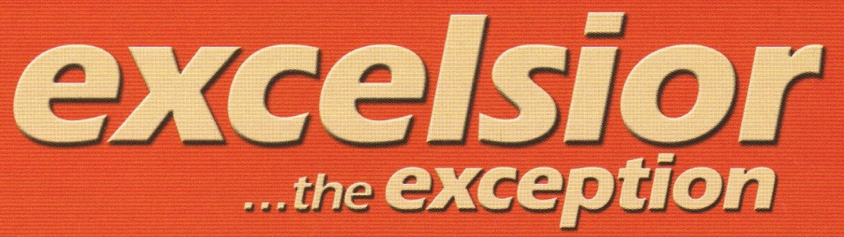 Excelsior the Exception logo