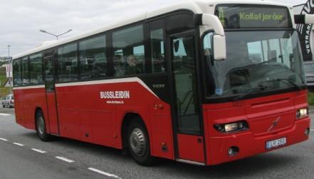 Volvo B12 of Gundurs Bussar