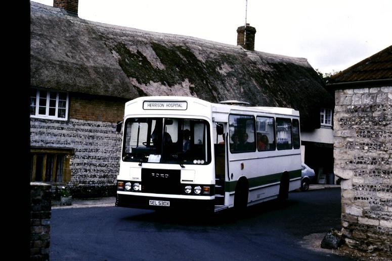 Herrison bus VV in Charmisnter