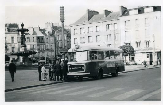 Renault-Gruau 1960s