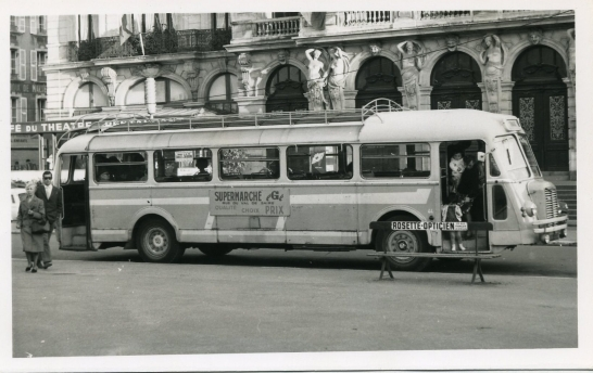 Chausson 1960s