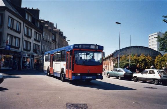 a Renault in 1988