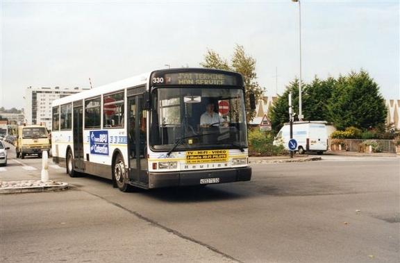 a Heuliez of Zephir Bus