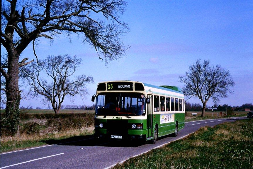 Kimes Leyland National PAZ3185