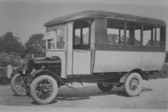 Marvin Beaulieu Ford T c1924