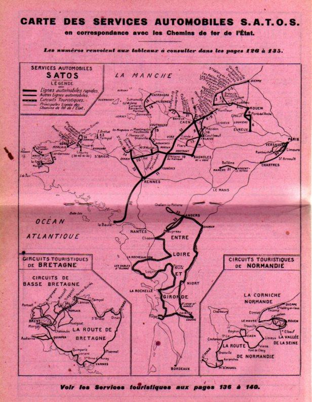 SATOS map 1929
