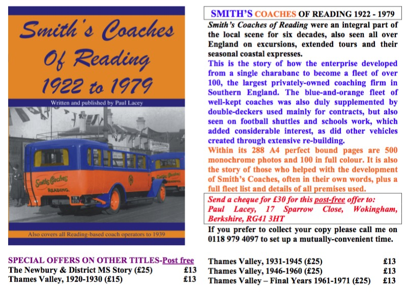 smiths of reading book