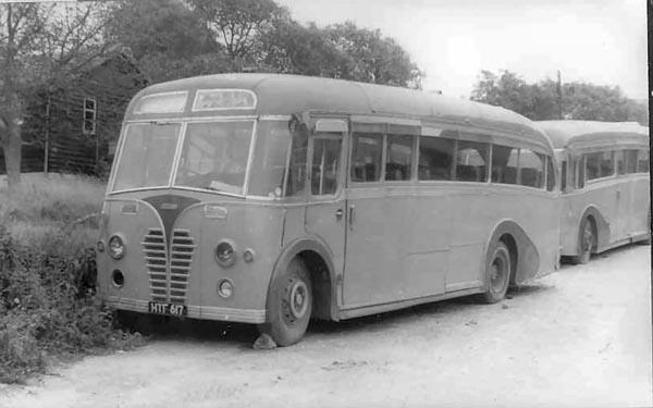 HTF 617 Leyland PS1