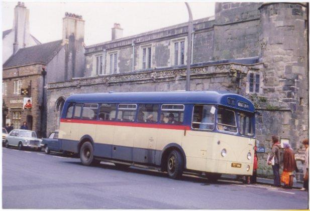 TET 166 in Shaftesbury (CD 03)
