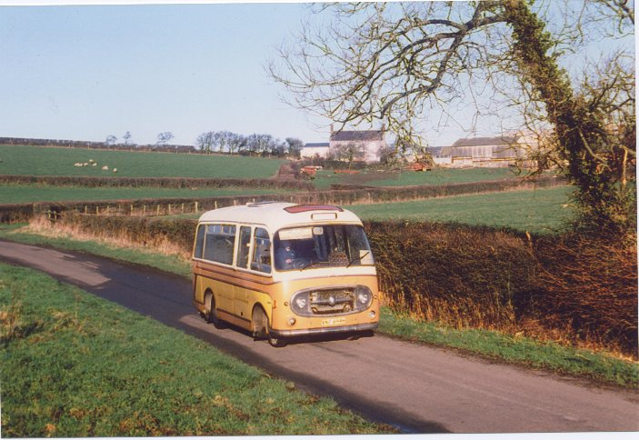 Bedford J2 near Belchalwell