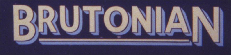 brutonian logo