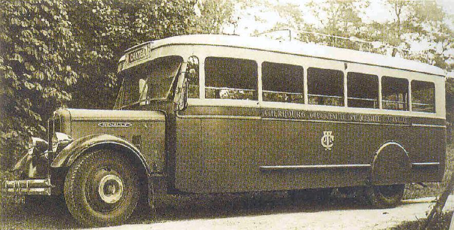 CTC Renault bus 1945