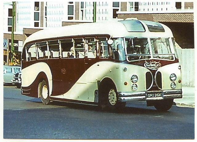 ORU264 Charlies Cars Albion Harrington