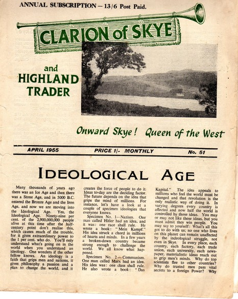 clarion of skye