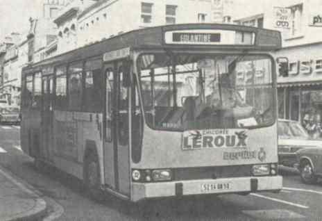 1980s Berliet