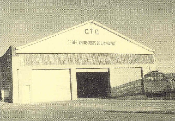 old CTC depot