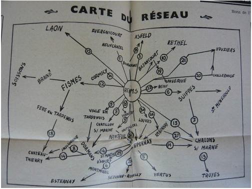 map 1958
