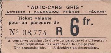 ticket 6F