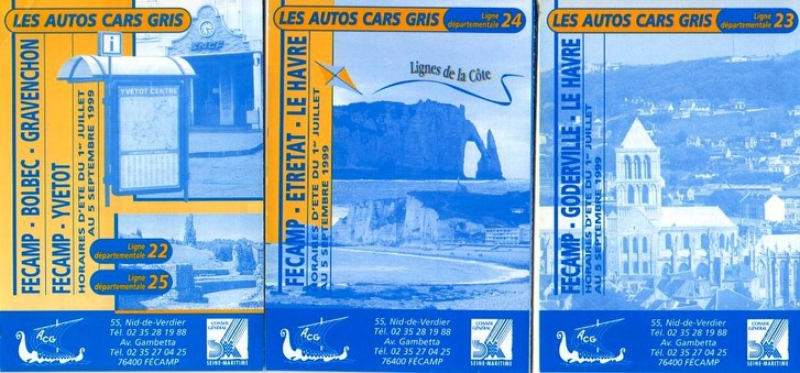 1999 timetables
