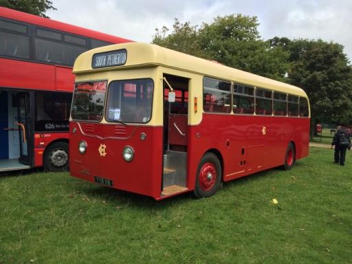 restored Dennis YYB118