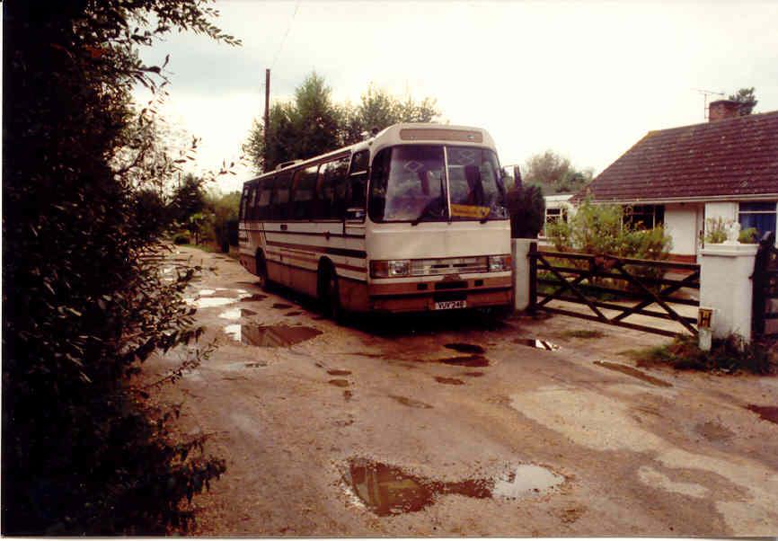 VUV246 Leyland