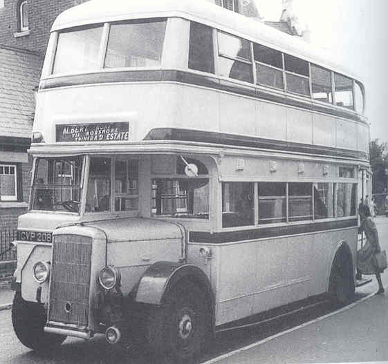 cvp208 at albert road terminus