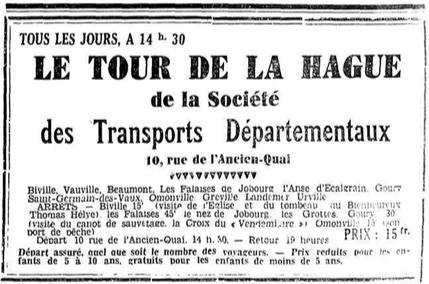 SGTD advert September 1935