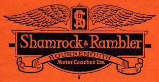 logo shamrock & rambler