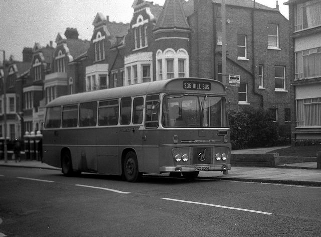 235 The Hill Bus