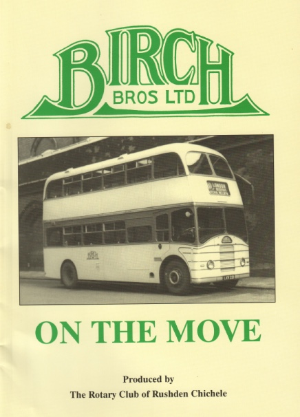 Cover of On the Move book 2003