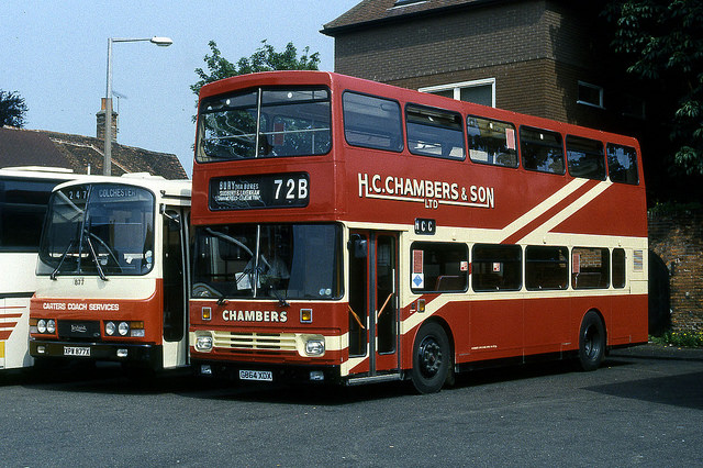 g864xdx at Colchester 1991