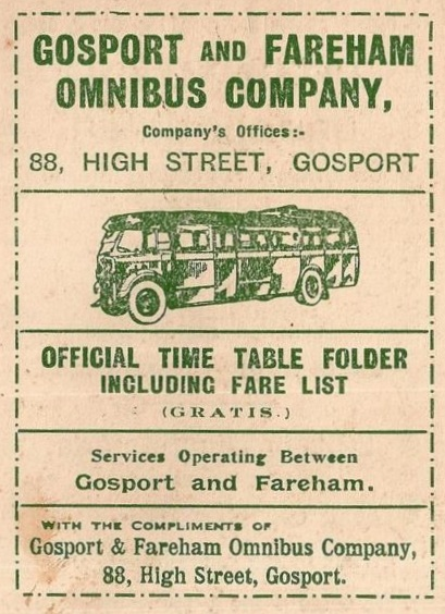 1933 timetable