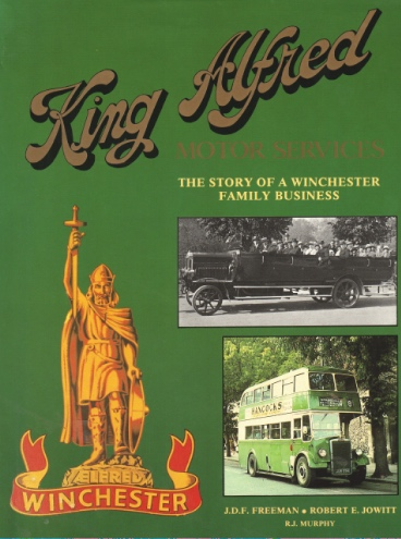 Cover of the 1984 King Alfred book by Freeman and Jowitt