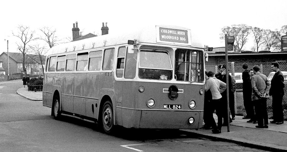 Redbridge RF in 1965