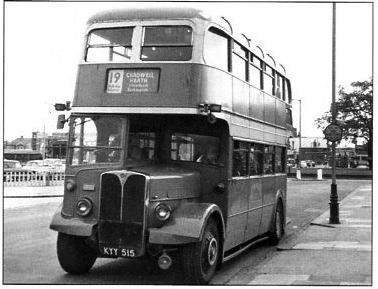 Redbridge route 19 RLH