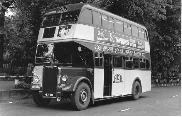 K180 - 1947 Leyland PD1 with Birch Bros body