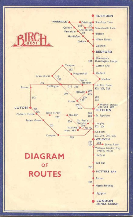 1953 map