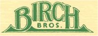 Birch Bros logo