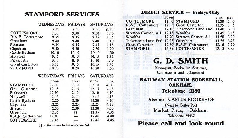 stamford service 1979