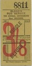 ticket 3/8d pre-decimal