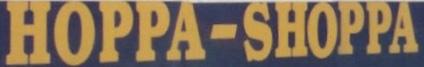 hoppa-shoppa branding