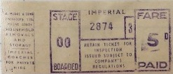 imperial TIM ticket