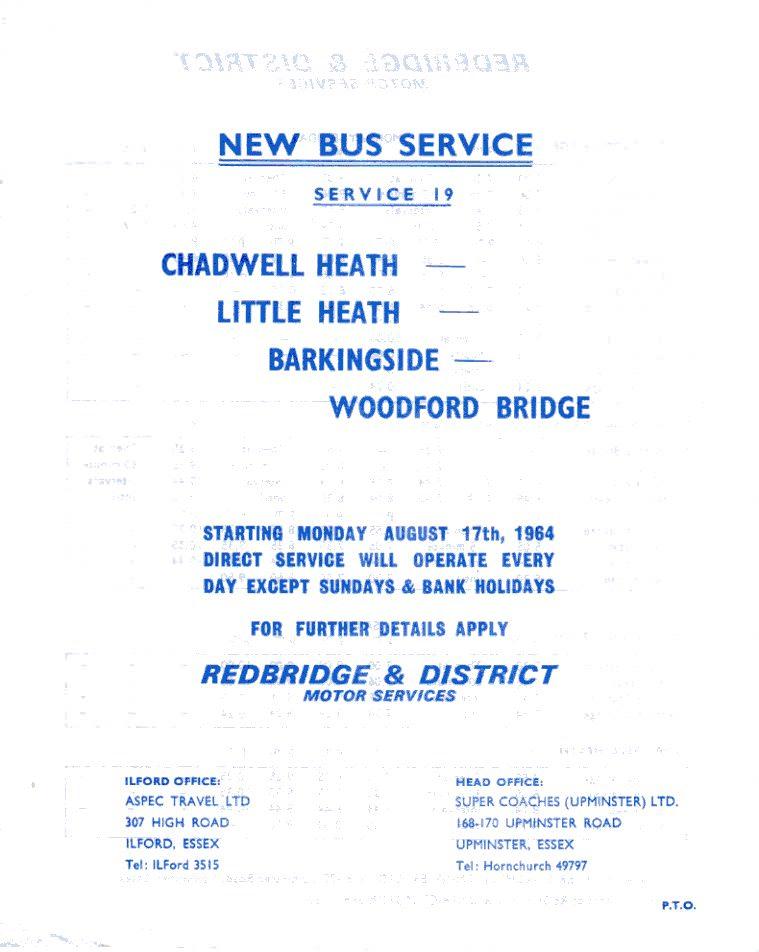 redbridge cover